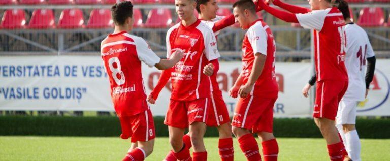 FRF a anulat competiţiile de copii şi juniori! UTA mai are treabă doar în Liga Elitelor U19