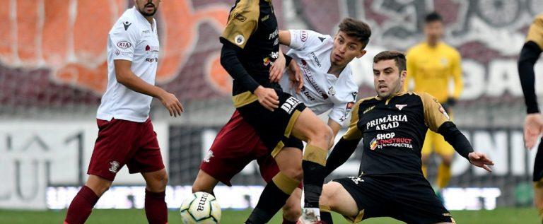 """Laszlo Balint, despre play-off: """"Orice este posibil, trebuie să rezistăm presiunii"""""""