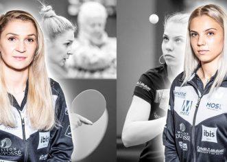 Arădeanca Dana Dodean şi Adina Diaconu vor fi colege, la Metz TT, pentru încă un sezon