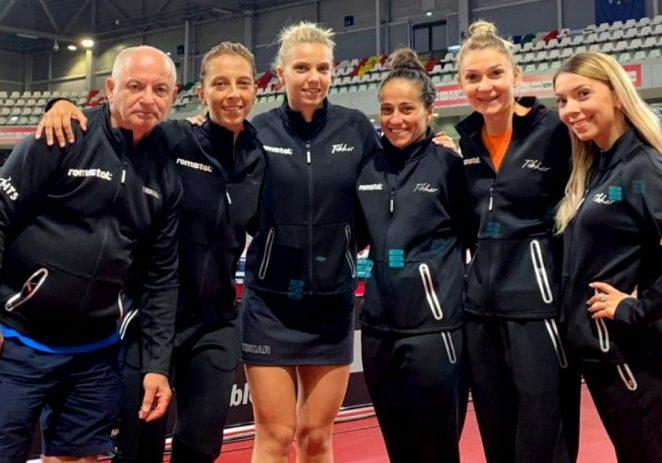 Dodean şi colegele din lotul olimpic s-ar putea reîntâlni în cantonament, la Izvorani
