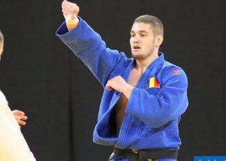 Arădeanul Luca Kunszabo, în cantonament cu lotul naţional de judo