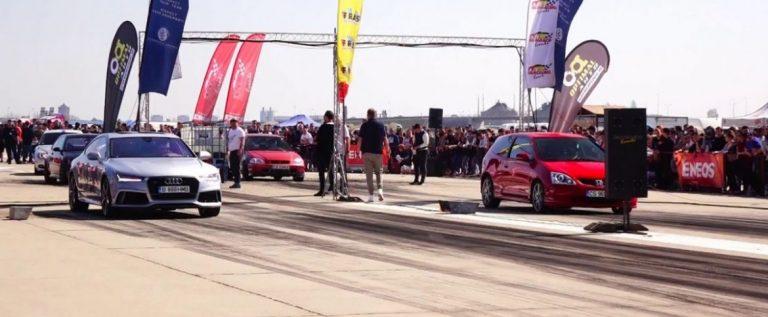 Sezonul moto ia startul la Arad, cu a doua etapă a Cupei Drag Racing