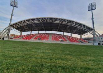 Pandemia strică sărbătoarea: noul stadion UTA ar putea fi inaugurat fără spectatori!
