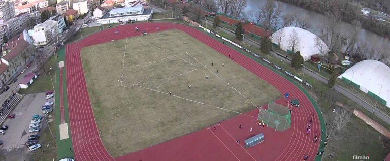 Primarul Bibarţ a anunţat, pe Facebook, redeschiderea stadionului Gloria
