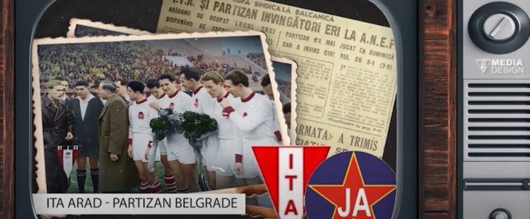 Din albumul de glorie al începuturilor: UTA, amintiri cu Partizan!