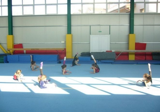 Gimnastele CSM-ului arădean pregătesc revenirea în competiţii
