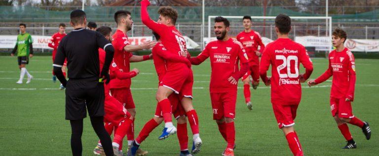 Juniorii mari ai UTA-ei visează la titlu şi….UEFA Youth League!