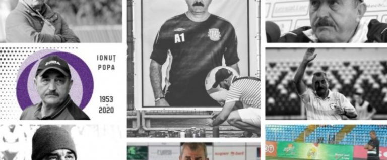 Avalanşă de mesaje din fotbalul românesc, la despărţirea de Ionuţ Popa