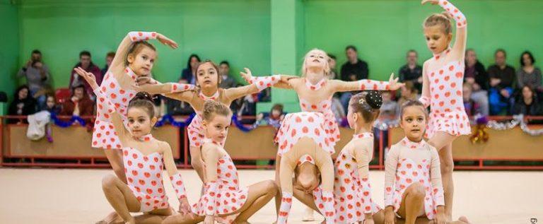 Gimnastica ritmică are calendar provizoriu: toamna se numără medaliile, la CSM Arad!