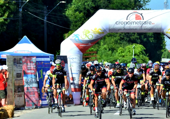 Aradul va fi tranzitat în prima etapă a Turului României la ciclism