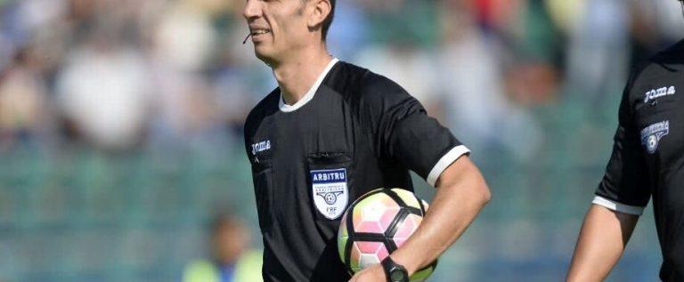 Arbitrul care a făcut praf Craiova – FCSB, delegat la meciul decisiv al UTA-ei!