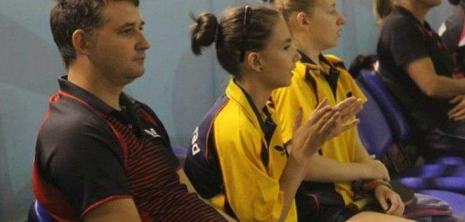 Cristi Dodean vrea să aducă, la Arad, un turneu internaţional de tenis de masă