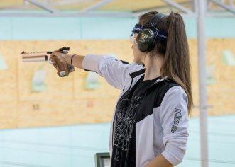 Pistolarii CSM-ului arădean, în aşteptarea sezonului de glonţ