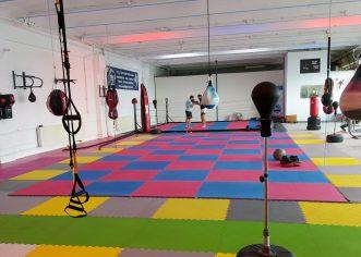 Top Fighters Club Arad a inaugurat noua sală de sport