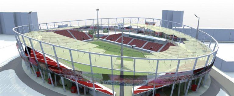 """Ultras Arad constată că """"întregul proiect al stadionului UTA este o ruşine""""!"""