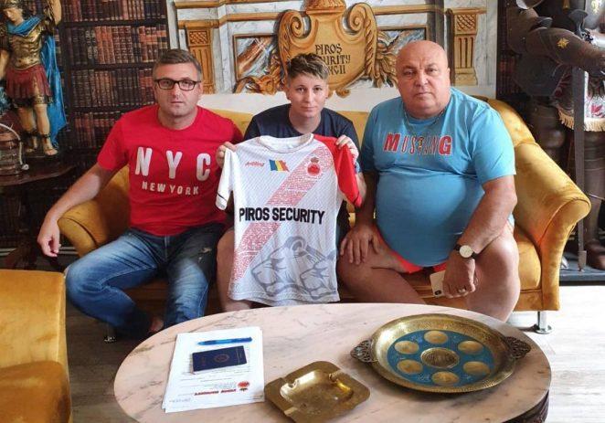 """A treia noutate în rândul """"leoaicelor"""" de la Piroş Security"""