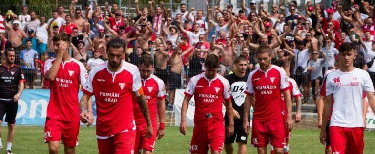 """Blestem pentru UTA?! """"Bătrâna Doamnă"""", finală pentru Liga 1 în Trivale!"""