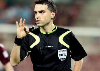 Ovidiu Haţegan a fost delegat la un nou meci din grupele Ligii Campionilor