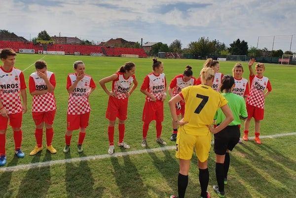 """După o nouă tragere la sorţi, """"leoaicele"""" de la Piroş debutează pe terenul campioanei!"""