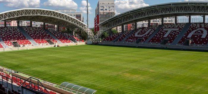 O comisie LPF a dat undă verde meciului UTA – Voluntari, pe noul stadion al Aradului