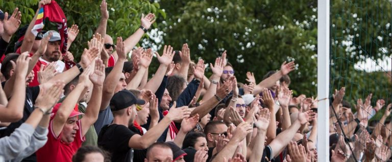 DSP Arad dă liber pentru 500 de spectatori, la meciul UTA – FC Voluntari!