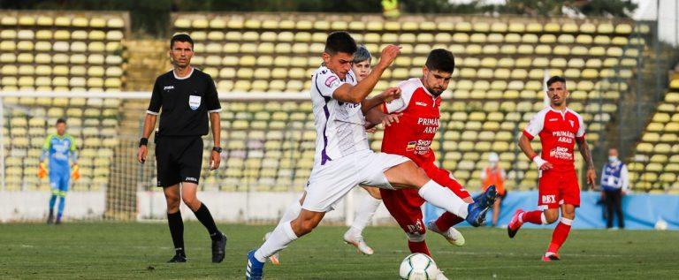 Nou promovatele FC Argeş şi UTA deschid etapa a treia din Liga 1