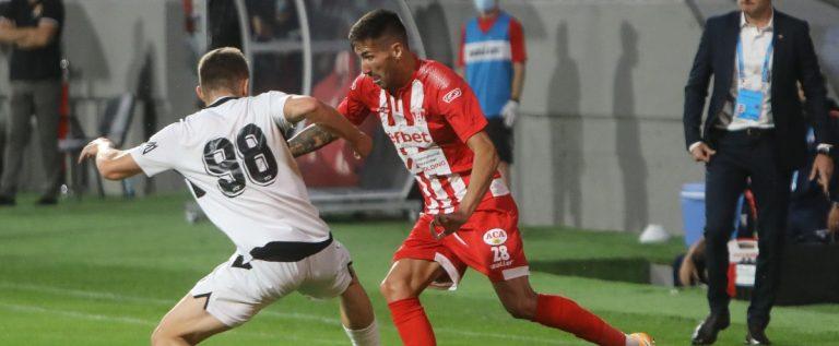 UTA joacă următorul meci acasă într-o zi de duminică. O poate face însă departe de Arad…