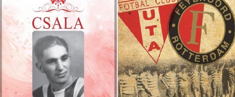 """Întâlnire pentru """"Csala"""", fotbalistul-simbol al UTA-ei"""