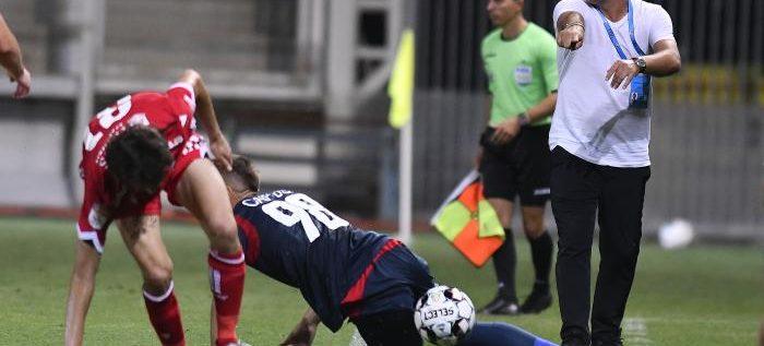(Re)debut ratat pentru Contra, la Dinamo! UTA este pe 10, după două etape
