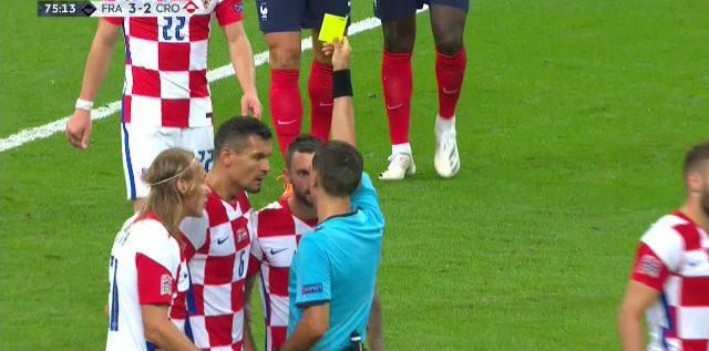 Ovidiu Haţegan a stârnit furia croaţilor, la reeditarea finalei Cupei Mondiale
