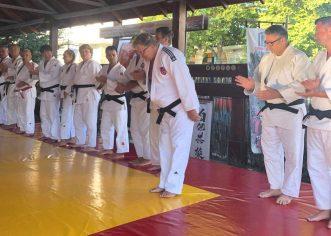 Judoka CSM-ului s-au pregătit la munte, Drimbe se specializează cu un maestru japonez