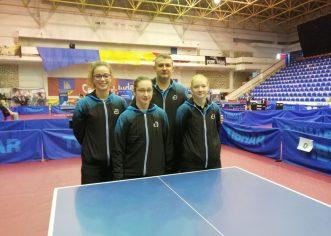 Evoluții bune pentru CSM Arad în noul sezon de tenis de masă