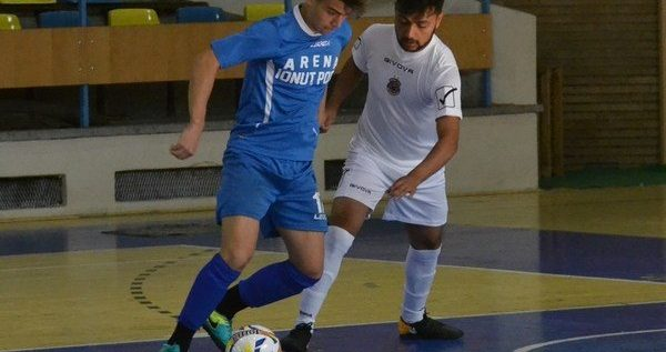 Şoimii Şimand are un nou turneu în liga secundă de futsal