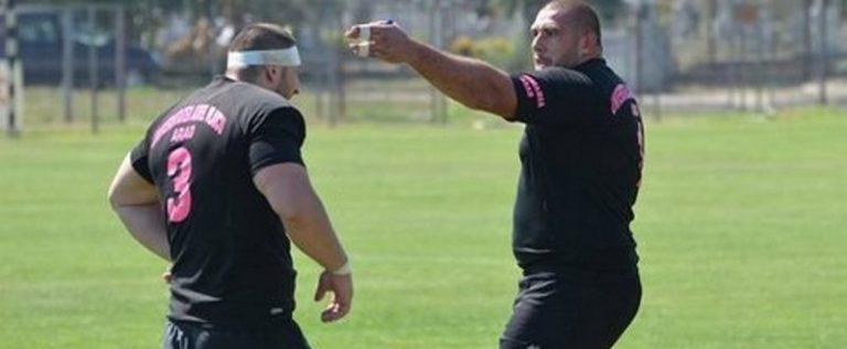 CSU Arad nu încheie pe teren liga secundă de rugby: Marian Grindei are Covid-19 şi este internat în spital!
