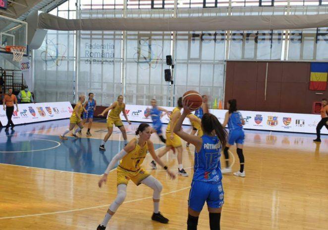Va fi Aradul gazdă în Liga Națională de baschet?