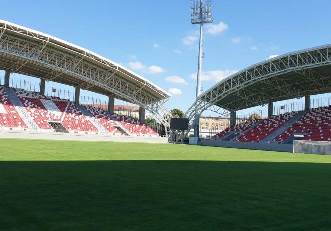 Spectatorii au interzis pe Stadionul UTA şi nu din cauza COVID. Nu există autorizaţie ISU