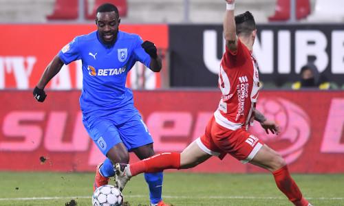 """Oltenii au profitat de slăbiciunile """"Bătrânei Doamne"""". Craiova trece lider în Liga 1, UTA rămâne în afara play-off-ului!"""