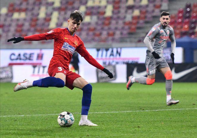 """UTA scapă de """"perla"""" lui Gigi Becali! FCSB trimite mulţi jucători la echipa a doua"""