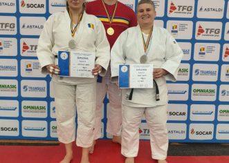 Luca Kunszabo, campion de seniori la judo! Trei medalii arădene pe tatami