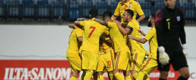 Naţionala de tineret debutează astăzi la Campionatul European de fotbal U21
