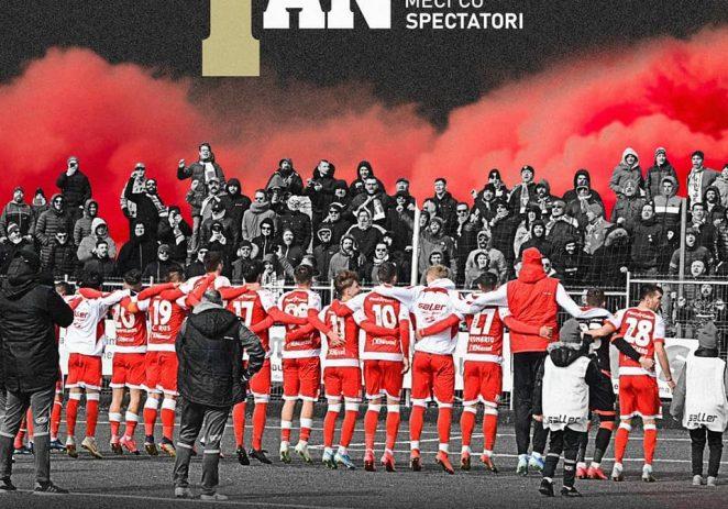 """Mesajul UTA-ei, la un an de la ultimul meci cu fani în tribune: """"Ne este dor de voi""""!"""
