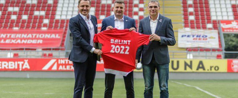 Meszar l-a confirmat pe Laszlo Balint pentru încă un sezon la UTA!