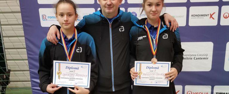 CSM Arad obţine încă două medalii naţionale la tenis de masă!