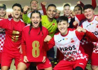 """""""Leoaicele"""" de la Piroş Security sunt semifinaliste de Cupă. La Arad vine campioana!"""