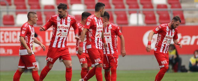 LPF a operat modificări în cadrul etapei a noua din play-off-out-ul Ligii 1