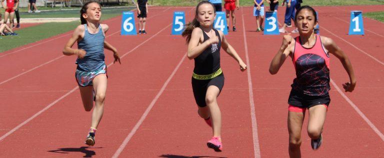 Aproape 200 de mici atleţi s-au întrecut într-un veritabil festival, la Arad