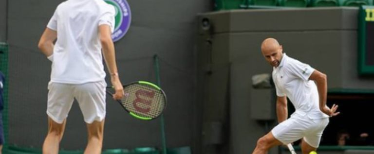 Marius Copil a primit wild-card pe tabloul de dublu de la Wimbledon! La simplu a debutat cu victorie