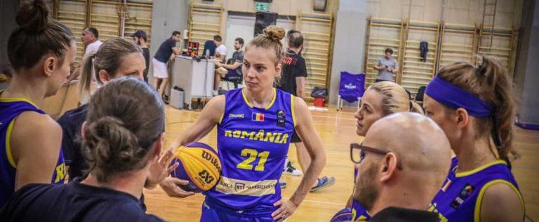 Ex-arădencele Stoenescu şi Şipoş, în lotul României de baschet 3×3 pentru Tokyo