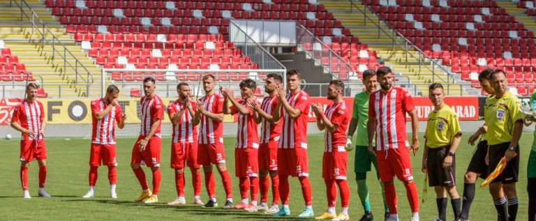 Hajduk Split şi HNK Gorica, printre adversarele UTA-ei în cantonamentul sloven