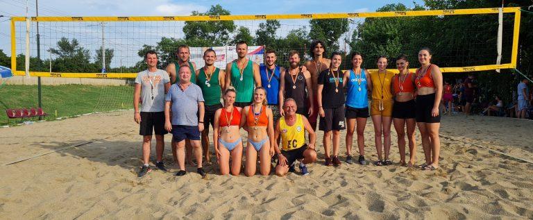 Un weekend fierbinte pe plajă, la Open-ul Sportsin
